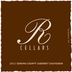 2012 R Cellars Cabernet Sauvignon Moon Mountain