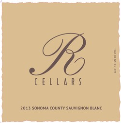 2013 R Cellars Sauvignon Blanc Moon Mountain