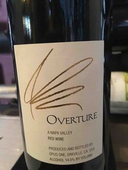 Overture by Opus One (non-vintage)