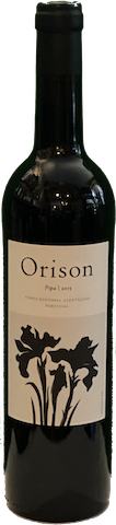 2015 Orison Wines Pipa Red - Alentejano, Portugal