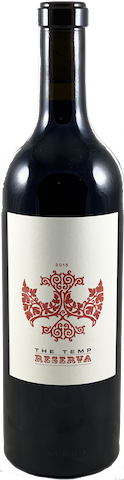 2015 Odisea Wine Company 'The Temp' Reserva Clements Hills Vineyards Tempranillo