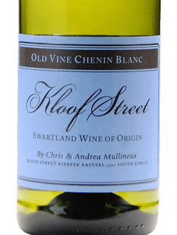 2017 Kloof Street Old Vine Chenin Blanc, Mullineux Family Wines - Swartland, South Africa