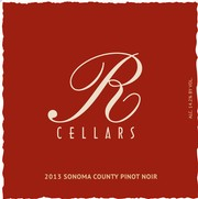 2013 R Cellars Pinot Noir Anderson Valley Image