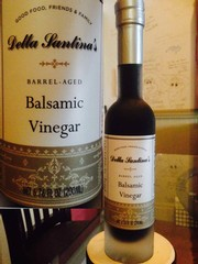 Della Santina's Barrel-Aged Balsamic Vinegar
